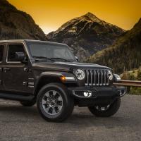 Фото Jeep Wrangler JL салона и кузова