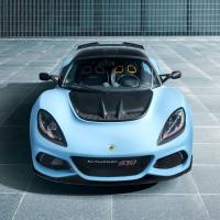 Фото Lotus Exige Sport 410 2018 салона и кузова