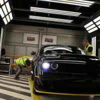 Фото Dodge Challenger SRT Demon 2018 салона и кузова