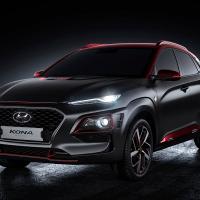 Фото Hyundai Kona Iron Man edition салона и кузова