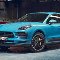 Фото Porsche Macan 2019 салона и кузова