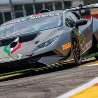 Фото Lamborghini Huracán Super Trofeo Evo 10th Edition салона и кузова