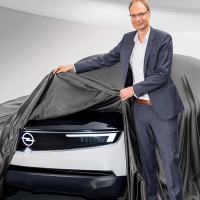 Фото Opel GT X Experimental concept салона и кузова