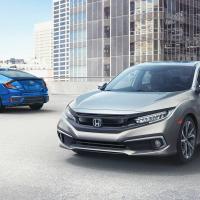 Фото Honda Civic Sedan & Coupe 2019 салона и кузова