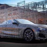 Фото BMW 8-Series Convertible 2019 салона и кузова