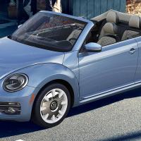 Фото Volkswagen Beetle Final Edition 2019 салона и кузова