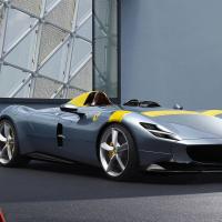 Фото Ferrari Monza SP1 и SP2 салона и кузова